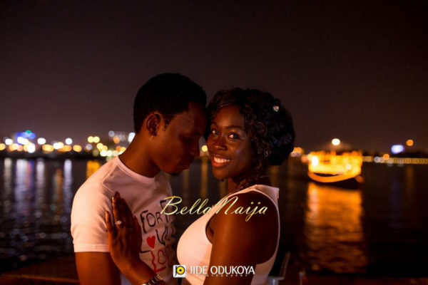 Lola & Bayo Dubai Proposal | Jide Odukoya Photography | BellaNaija January 2015 | #BNbling.5