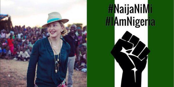 Madonna Nigeria