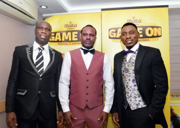 Taribo West, Mr. Okocha & Daniel Amokachi