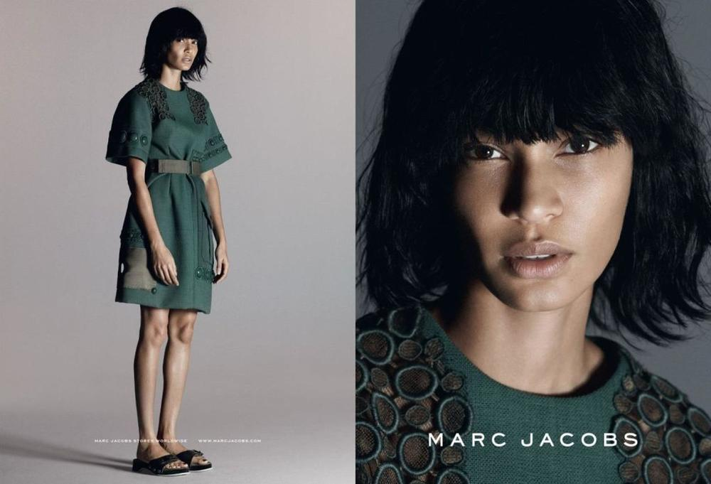 Marc Jacobs Spring 2015 Ad Campaign - BellaNaija - January2015005