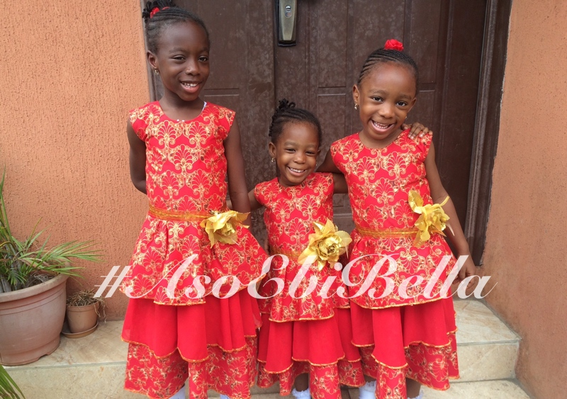 Modupe's kids