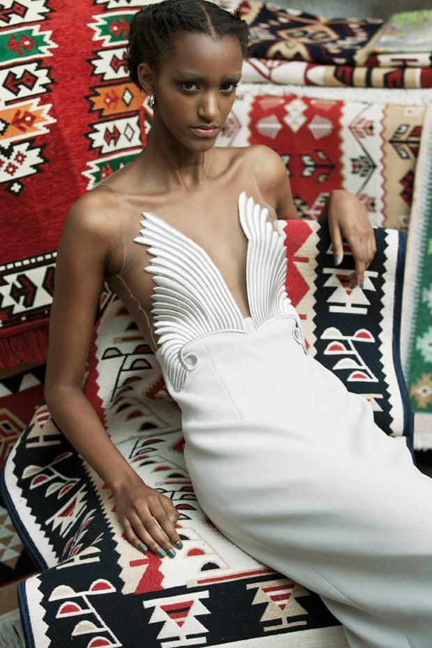 Muna Mahamed for Xoxo Magazine - BellaNaija - January2015002
