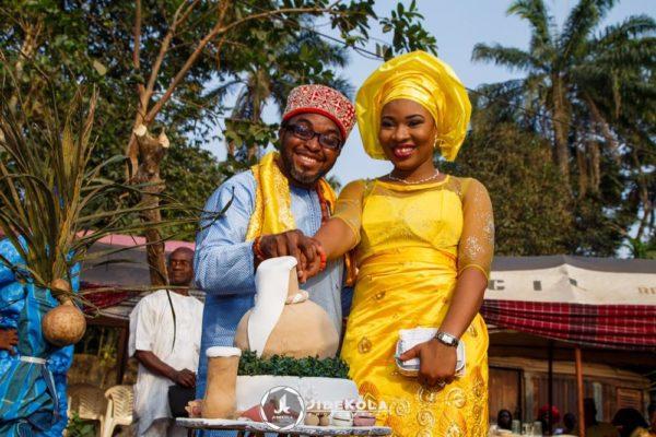 Nkiru & Patrick | Jidekola | BellaNaija | Igbo Nigerian Wedding