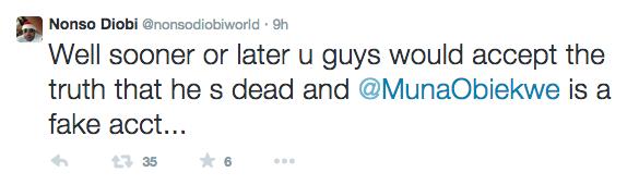 Nonso Diobi Confirms Muna Obiekwe's Death 3