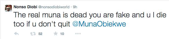 Nonso Diobi Confirms Muna Obiekwe's Death 4