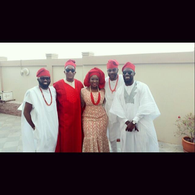 Olamide Adedeji, Segun Demuren, Noble Igwe, Ebuka, Toolz