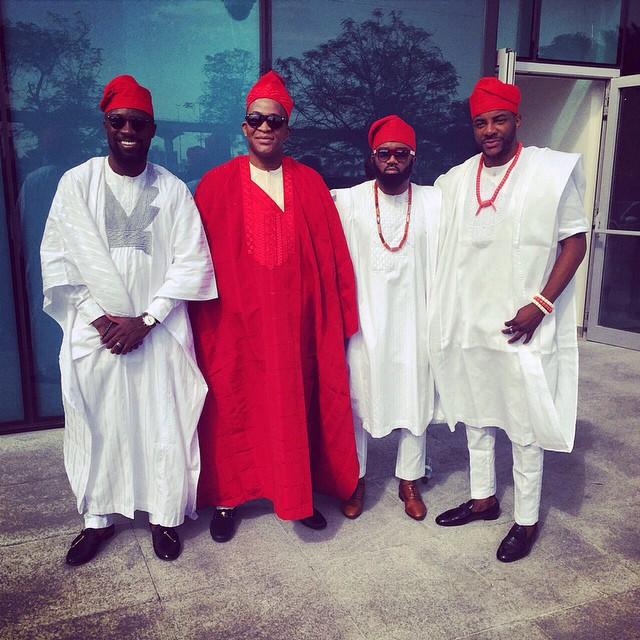 Olamide Adedeji, Segun Demuren, Noble Igwe, Ebuka