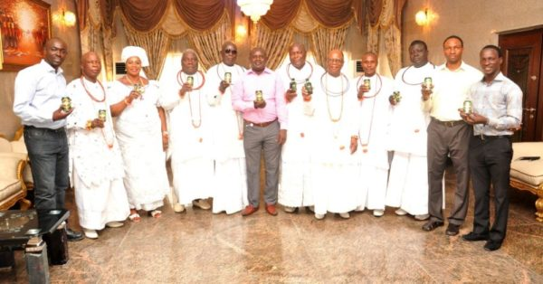 Orijin on Oba Visitation - Bellanaija - January2015018