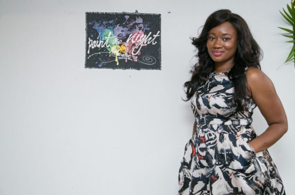 Paint the Night African Launch - Bellanaija - January2015008