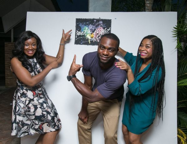 Paint the Night African Launch - Bellanaija - January2015012