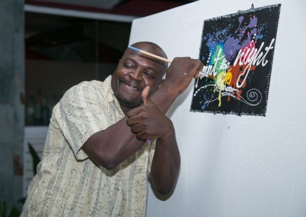 Paint the Night African Launch - Bellanaija - January2015014