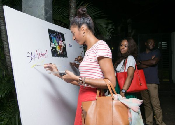 Paint the Night African Launch - Bellanaija - January2015016