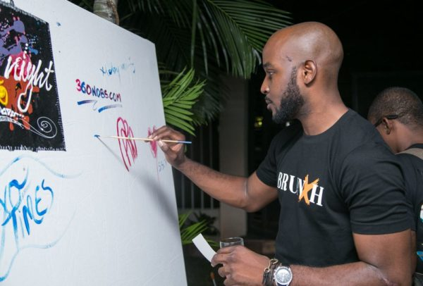 Paint the Night African Launch - Bellanaija - January2015019