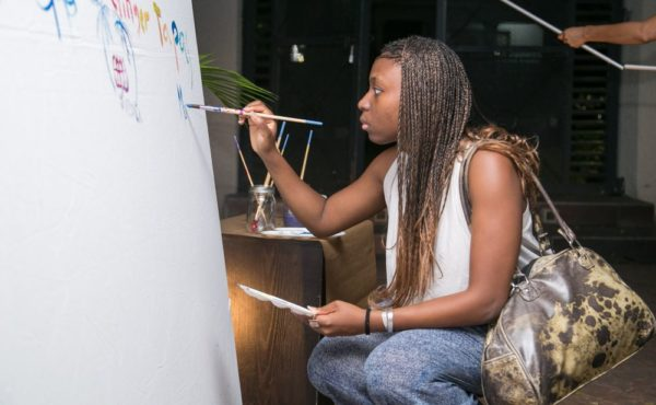 Paint the Night African Launch - Bellanaija - January2015023