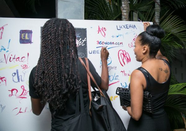 Paint the Night African Launch - Bellanaija - January2015025