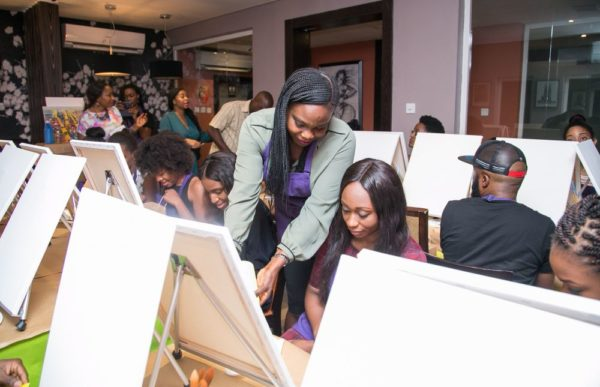 Paint the Night African Launch - Bellanaija - January2015028