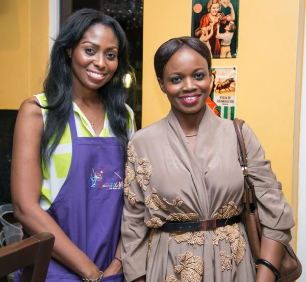 Paint the Night African Launch - Bellanaija - January2015030