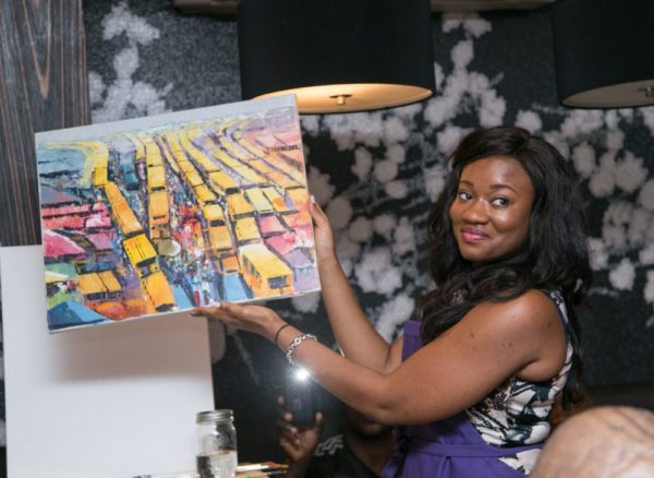 Paint the Night African Launch - Bellanaija - January2015031