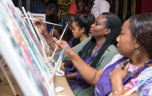 Paint the Night African Launch - Bellanaija - January2015036