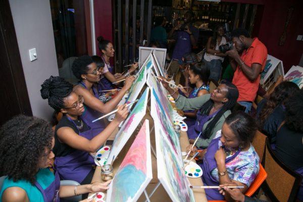 Paint the Night African Launch - Bellanaija - January2015037