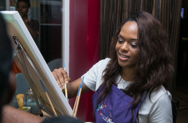 Paint the Night African Launch - Bellanaija - January2015041