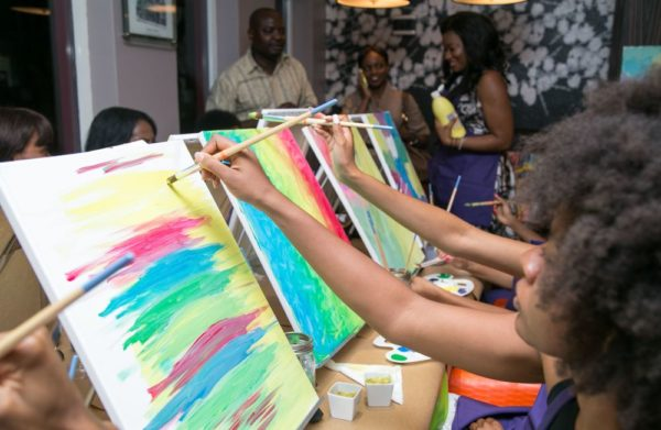 Paint the Night African Launch - Bellanaija - January2015044