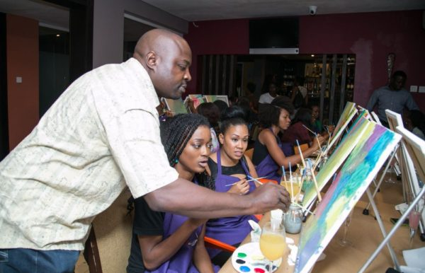 Paint the Night African Launch - Bellanaija - January2015046