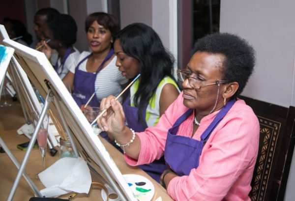Paint the Night African Launch - Bellanaija - January2015047