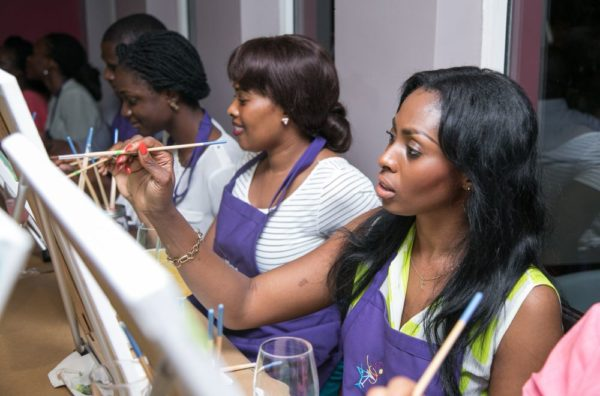 Paint the Night African Launch - Bellanaija - January2015048