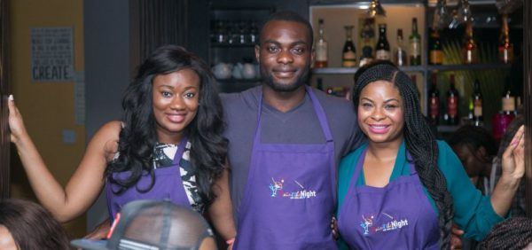 Paint the Night African Launch - Bellanaija - January2015050