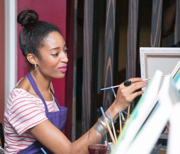 Paint the Night African Launch - Bellanaija - January2015052