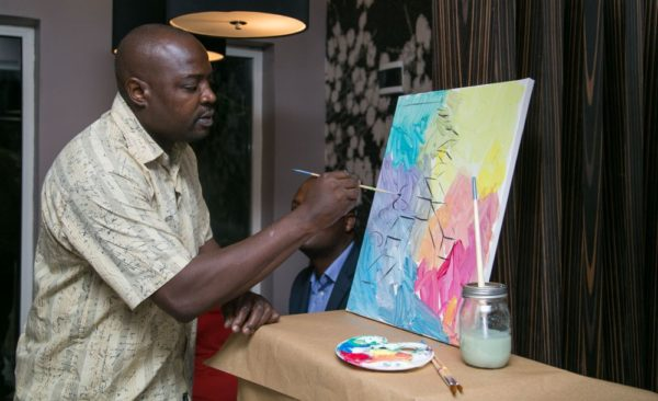 Paint the Night African Launch - Bellanaija - January2015054