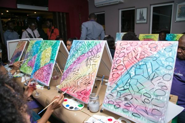Paint the Night African Launch - Bellanaija - January2015056