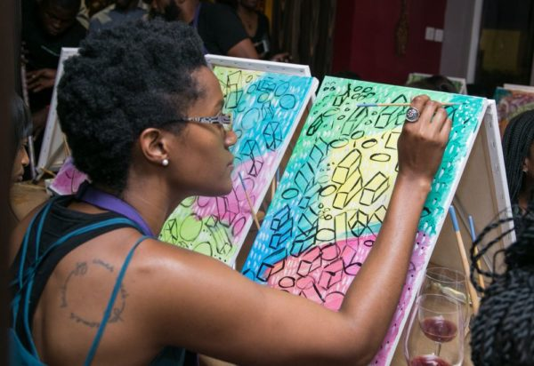 Paint the Night African Launch - Bellanaija - January2015057