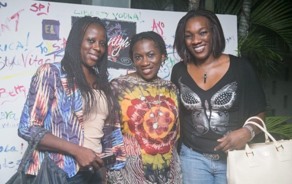 Paint the Night African Launch - Bellanaija - January2015059