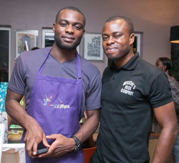 Paint the Night African Launch - Bellanaija - January2015066