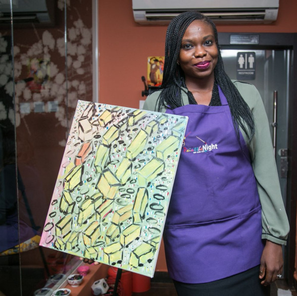 Paint the Night African Launch - Bellanaija - January2015068