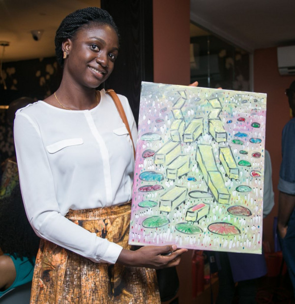 Paint the Night African Launch - Bellanaija - January2015069