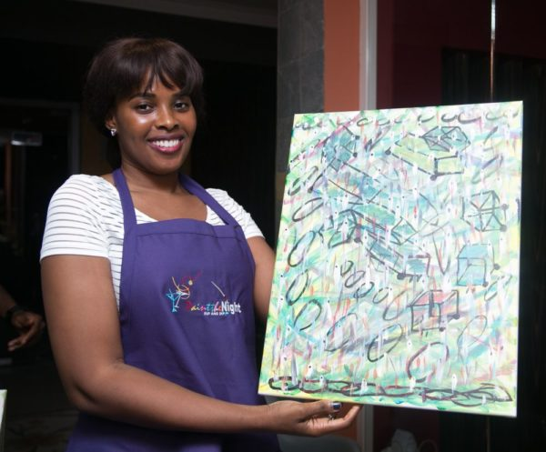 Paint the Night African Launch - Bellanaija - January2015070