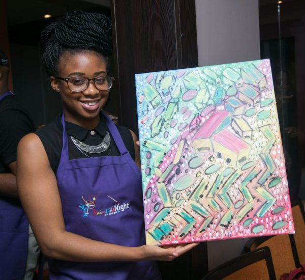 Paint the Night African Launch - Bellanaija - January2015072