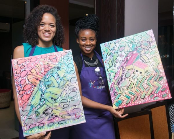 Paint the Night African Launch - Bellanaija - January2015074