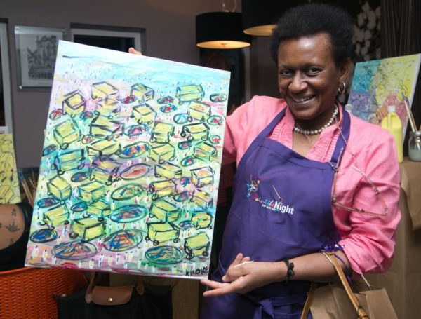 Paint the Night African Launch - Bellanaija - January2015076