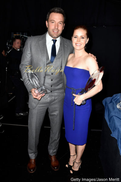 Ben Affleck & Amy Adams