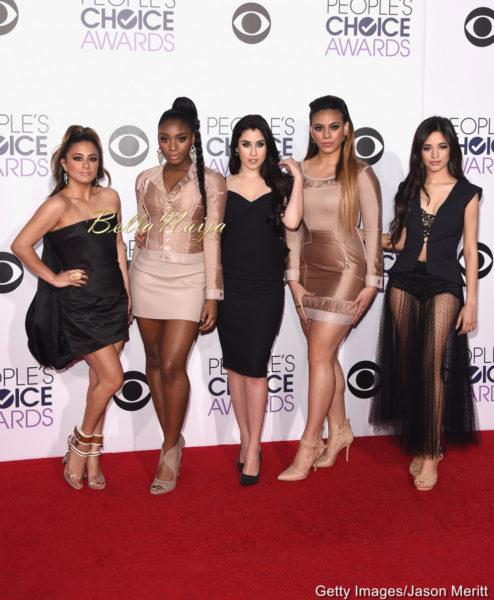 Ally Brooke Hernandez, Normani Hamilton, Lauren Jauregui, Dinah Jane Hansen & Camila Cabello