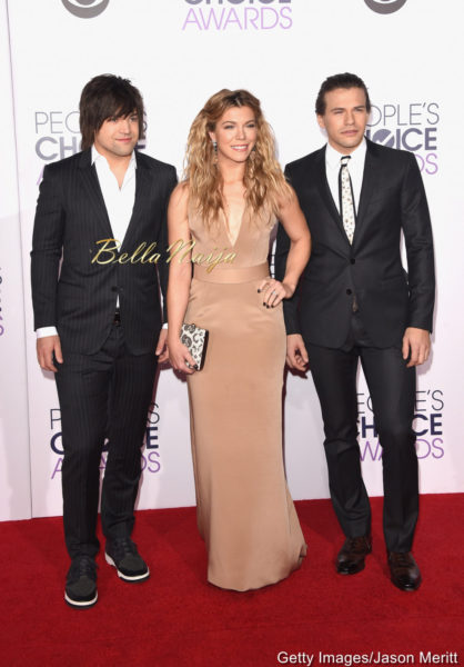 Reid Perry, Kimberly Perry &  Neil Perry