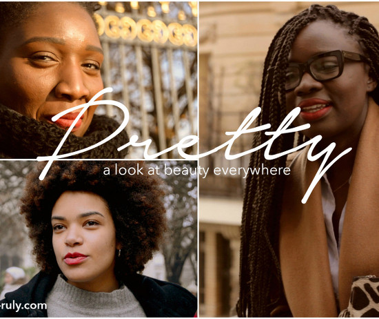 Pretty in Paris - BellaNaija - January 2015