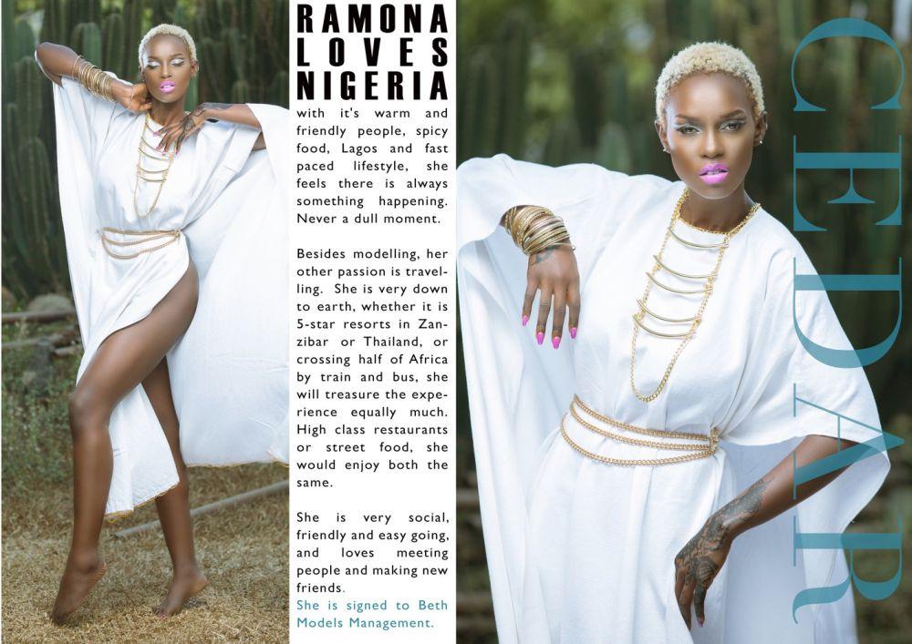 Ramona Fauziah for Cedar Cover Story - Bellanaija - January2015004