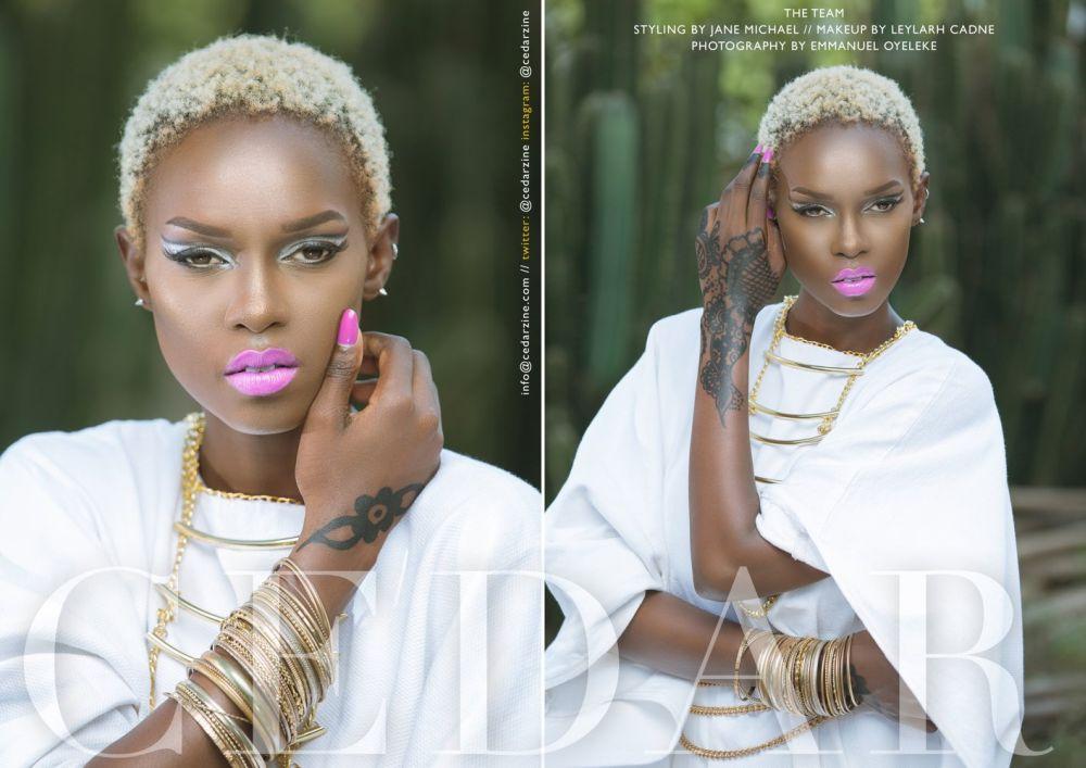 Ramona Fauziah for Cedar Cover Story - Bellanaija - January2015005