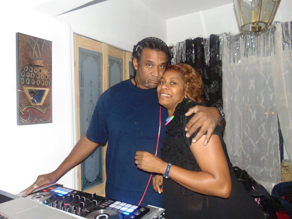 Image result for Photos of Regina Askia and Husband