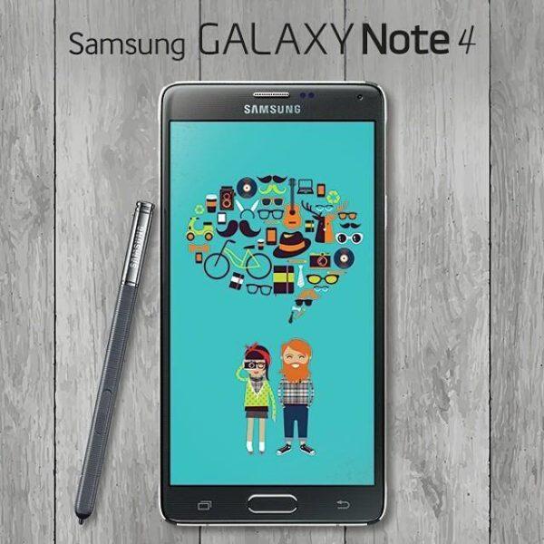 #SamsungGalaxyNote4NG - BellaNaija January 2015 2